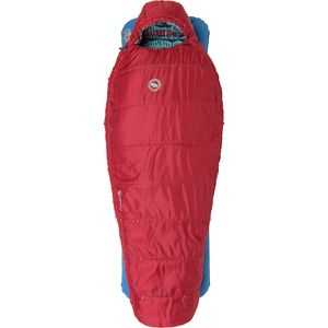 Big Agnes Duster Sleeping Bag: 15 Degrees Synthetic - Kids'
