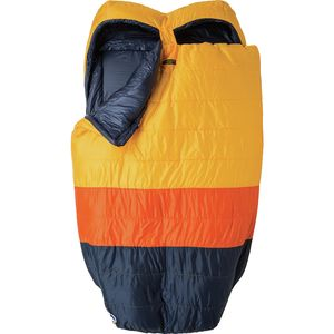 Big Agnes Big Creek Double Sleeping Bag: 30 Degree Synthetic