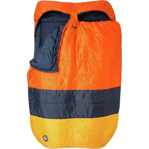 Big Agnes Dream Island Double Sleeping Bag: 15 Degree Synthetic