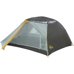 Big Agnes Tiger Wall UL3 MtnGLO Tent: 3-Person 3-Season