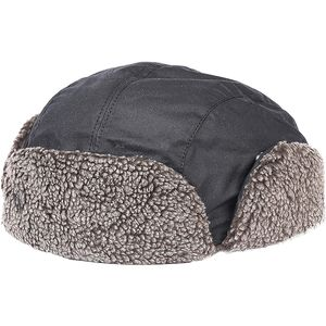 Barbour Wax Harton Trapper Cap