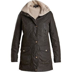 Barbour Bleaklow Wax Jacket - Women's