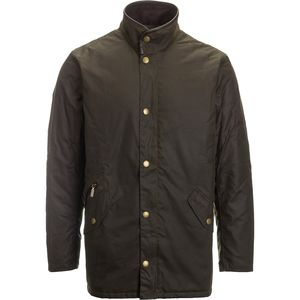 Barbour Prestbury Wax Jacket - Men's