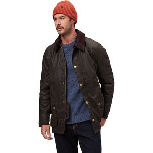 Barbour Ashby Wax Jacket - Men's