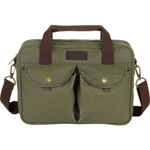 Barbour Longthorpe Laptop Bag