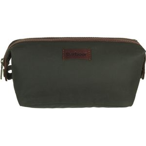 Barbour Drywax Convertible Washbag