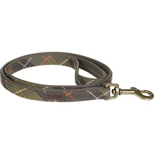 Barbour Tartan Dog Lead