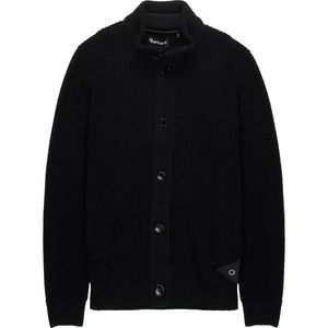 Barbour Helm Button Through Sweater - Men's