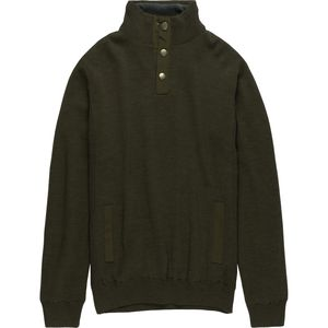 Barbour Spate Half-Zip Sweater - Men's