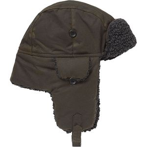 Barbour Fleece Lined Trapper Hat