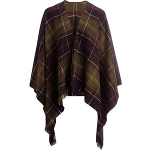 Barbour Staffin Tartan Serape - Women's