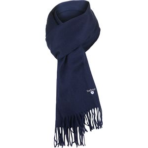 Barbour Solid Lambswool Scarf - Men's