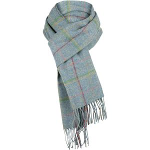 Barbour Newmarket Plaid Scarf - Men's