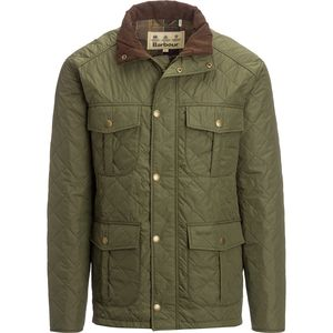 Barbour Explorer Quilted Jacket - Men's