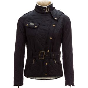 Barbour International Matlock Quilt Jacket - Women's