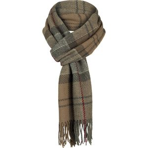 Barbour Tartan Wrap - Women's