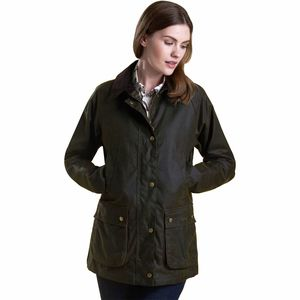 Barbour Acorn Wax Jacket - Women's