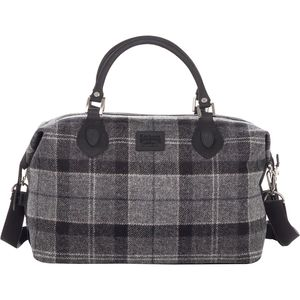 Barbour Shadow Tartan Explorer Tote - Women's