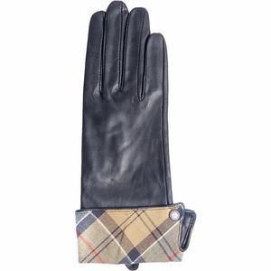 Barbour Lady Jane Leather Glove - Women's