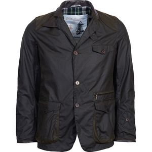 Barbour Icons Beacon Sports Wax Jacket - Men's