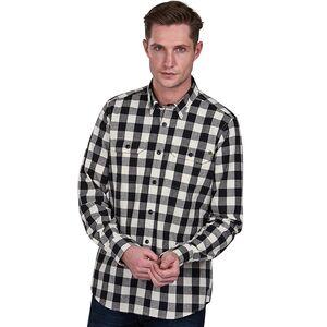 Barbour International Bold Block Check Shirt - Mens