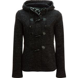 Sebby Fleece Toggle Jacket - Women's