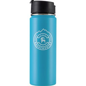 Backcountry x Hydro Flask Medallion Logo Water Bottle - 20 oz