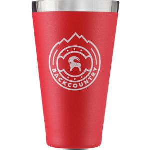 Backcountry x Hydro Flask Medallion Logo Insulated Pint - 16 oz