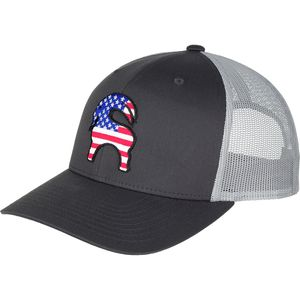 Backcountry Limited Edition Americana Goat Patch Trucker Hat