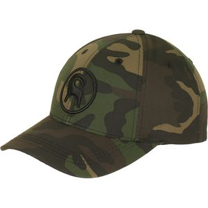 Backcountry Camo Goat Patch Twill Baseball Cap