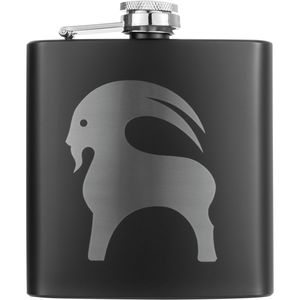Backcountry Goat 6oz Flask and Funnel Set