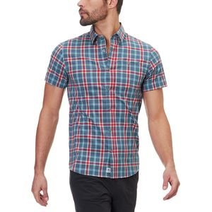 Backcountry Featherweight Plaid Short-Sleeve Shirt - Men's