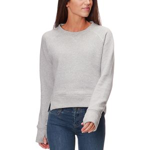 Backcountry Hi-Low Crew Neck Sweatshirt - Women's