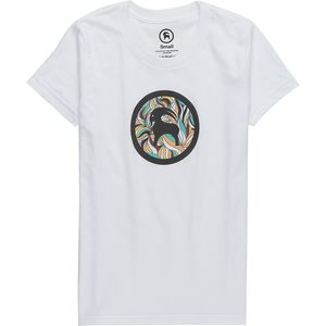 Backcountry Medallion Logo T-Shirt - Girls'
