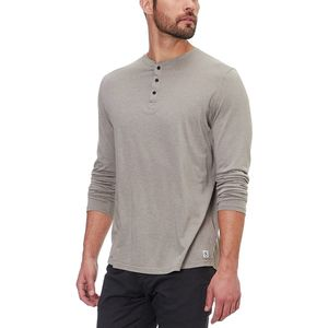 Backcountry Saturday Long-Sleeve Henley - Men's