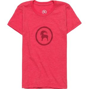 Backcountry Goat Logo T-Shirt - Boys'