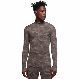 Backcountry Spruces Merino Baselayer 1/4-Zip Top - Men's
