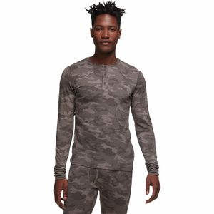Backcountry Spruces Merino Henley - Men's
