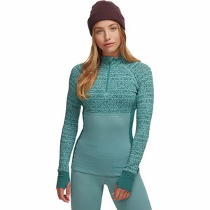 Backcountry Spruces Merino Baselayer 1/4-Zip Top - Women's