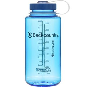 Backcountry x Nalgene Logo Wide Mouth Tritan Bottle