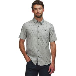 Backcountry Woven Short-Sleeve Shirt - Men's