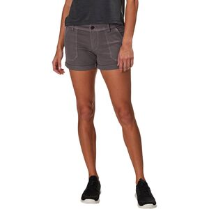 Backcountry Super Stretch Twill Short - Women's