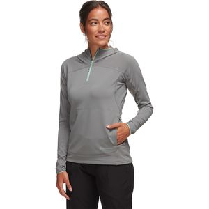 Backcountry Liquid Oxygen Hooded Pullover - Women's