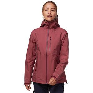 Uinta 3L Stretch Rain Jacket - Women's