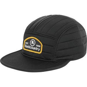 Backcountry Logo Badge Quilted 5-Panel Hat