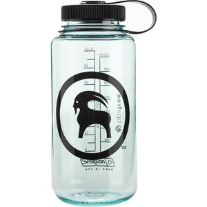 Backcountry x Nalgene Goat Logo Wide Mouth Tritan Bottle