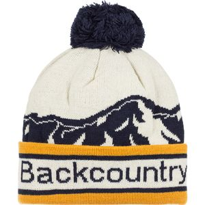 Backcountry Quartz Pom Beanie
