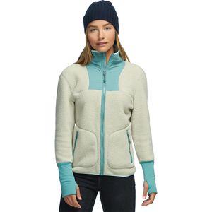 Sherpa Fleece Jacket - Women's