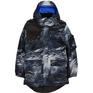 Big Chill Expedition Printed Coat - Boys'