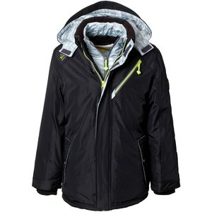 Big Chill Snowboard Jacket with Insulated Vest - Boys'